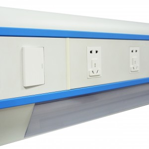 Medical Gas Outlets Bedhead Unit with CE