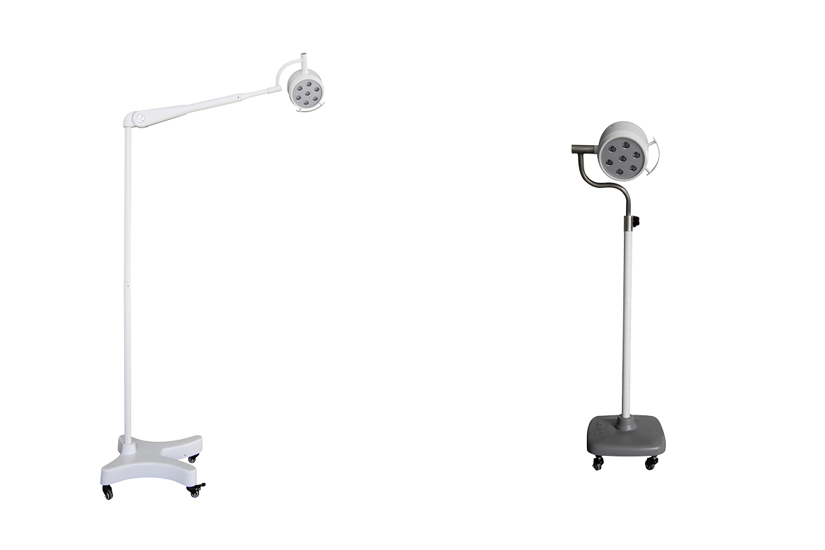 Hospital operation medical Surgical light mobile stand LED examination lamp Featured Image