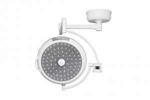 High QualityLED Single Dome Surgery Ceiling Shadowless Operating Lamp Operation Theatre Light With US FDA
