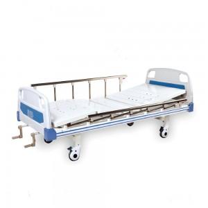 Double Crank Patient Bed