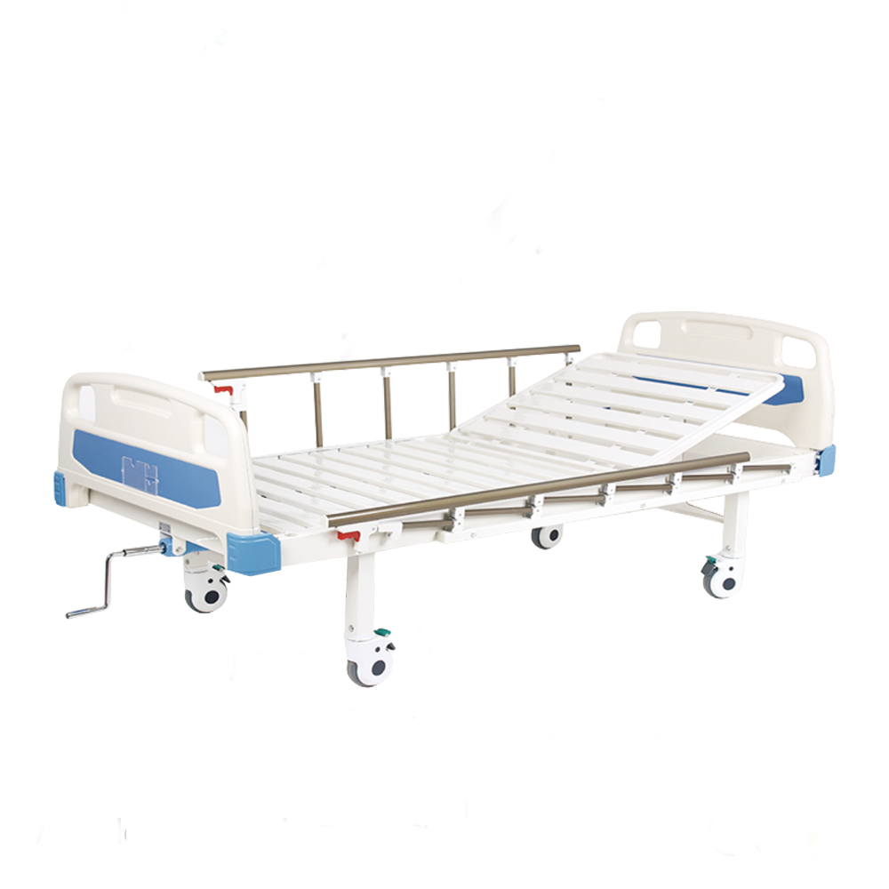 Single Crank Patient Bed Featured Image
