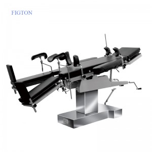 Multifunctional X-ray C Arm Compatible Operating Table