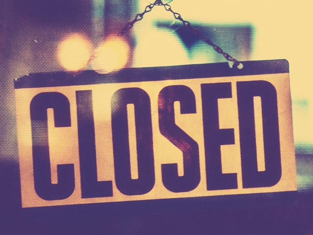 Office Closed Notice: 1st – 5th May