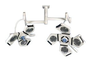 IOS Certificate Hospital Led Surgical Shadowless Operation Lamp,Ceiling Dental Surgical Led Light